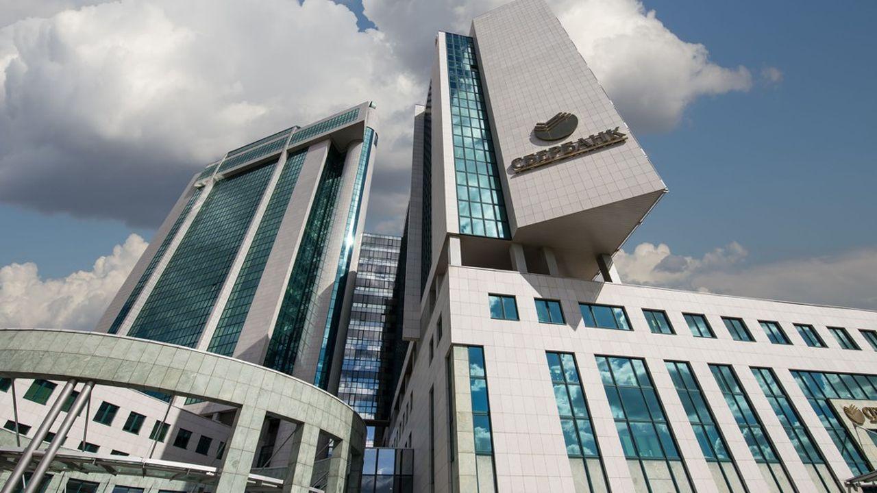 La première banque russe se veut un avant-gardiste de la transformation technologique.