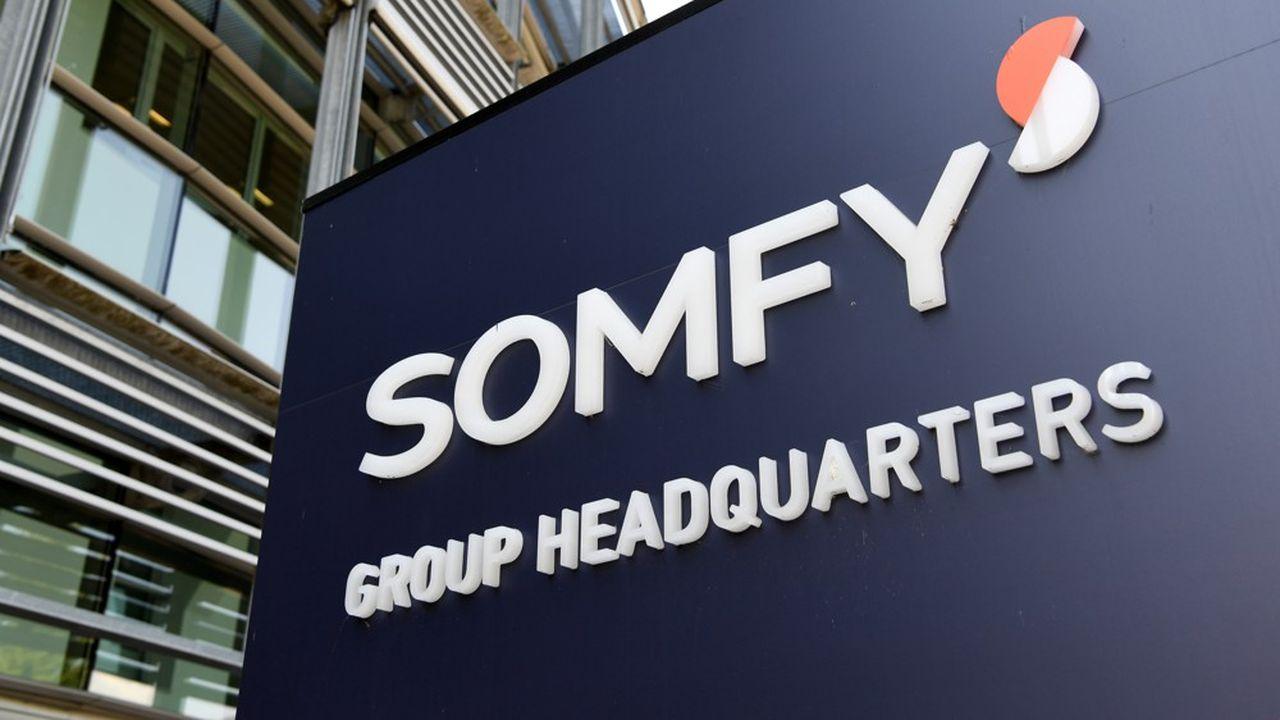 Somfy est présent dans 57 pays et emploie 6.120 personnes.