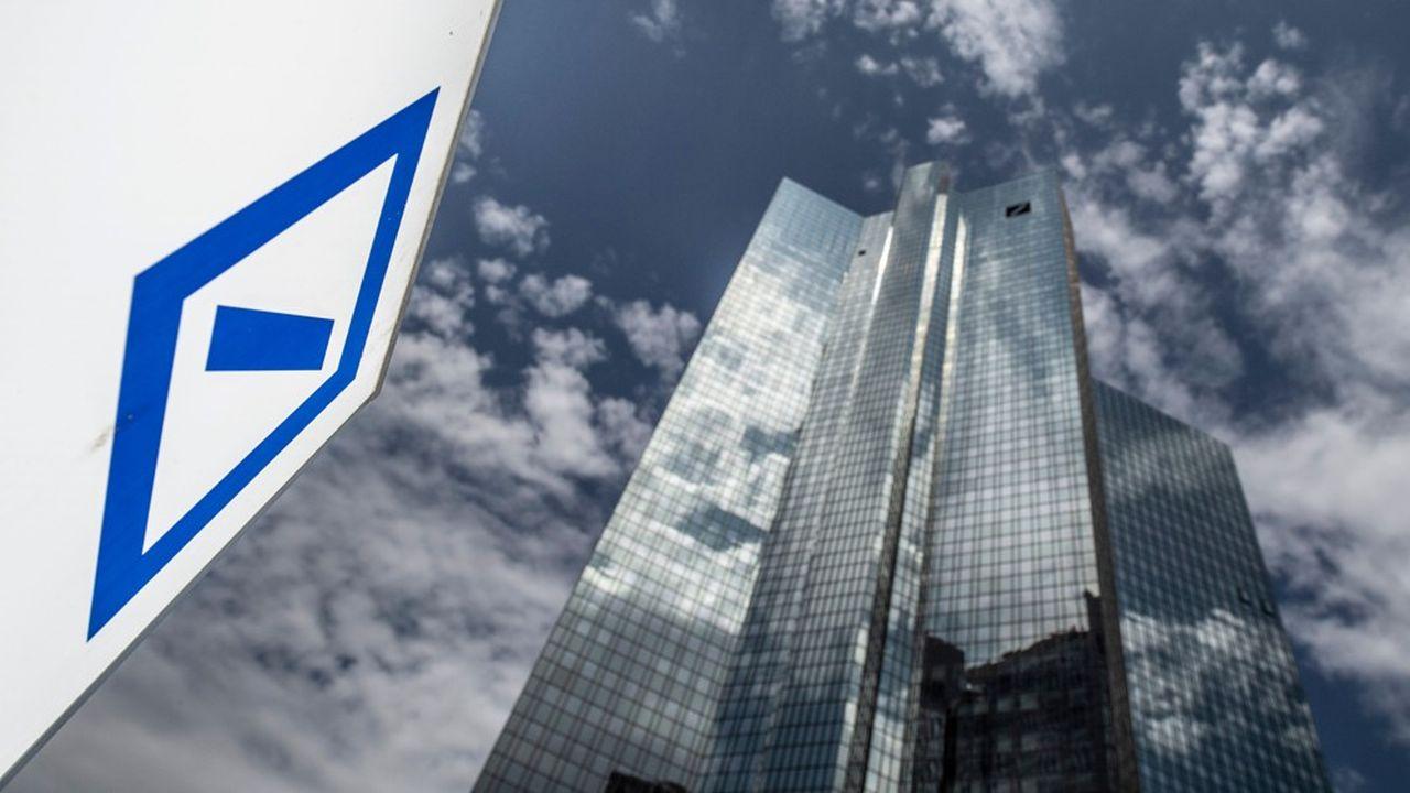 Les investisseurs doutent d'autant plus de la capacité de Deutsche bank à réussir sa transformation que ni la conjoncture économique ni les conditions réglementaires ne sont favorables à une telle restructuration.