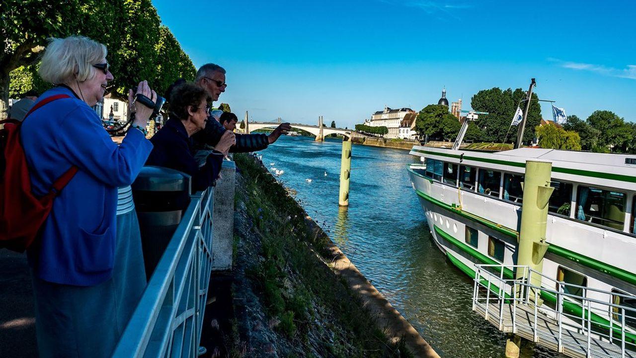 Les croisières fluviales occupent une place grandissante en France.