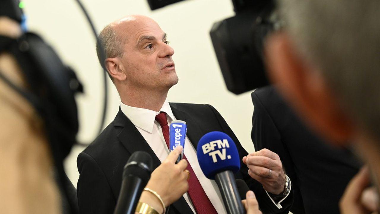 Jean Michel Blanquer, le ministre de l'Education nationale.