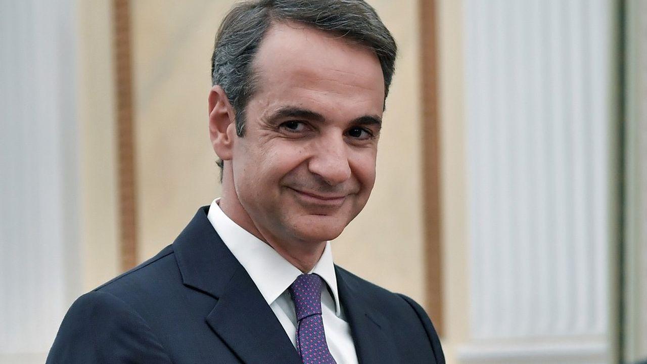 Le nouveau premier ministre grec, Kyriakos Mitsotakis, est convaincu de pouvoir convaincre ses partenaires européens d'alléger les contraintes budgétaires du pays.