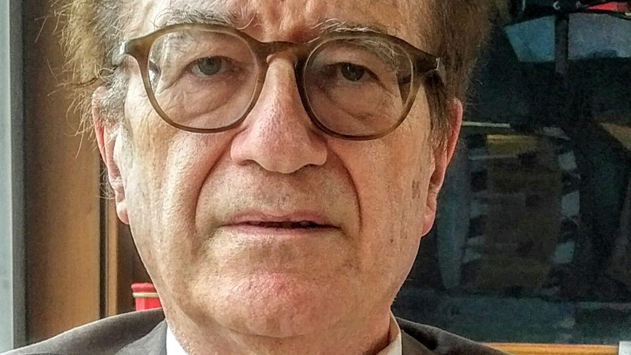 Jean-Clément Texier, banquier d'affaires spécialiste des médias.
