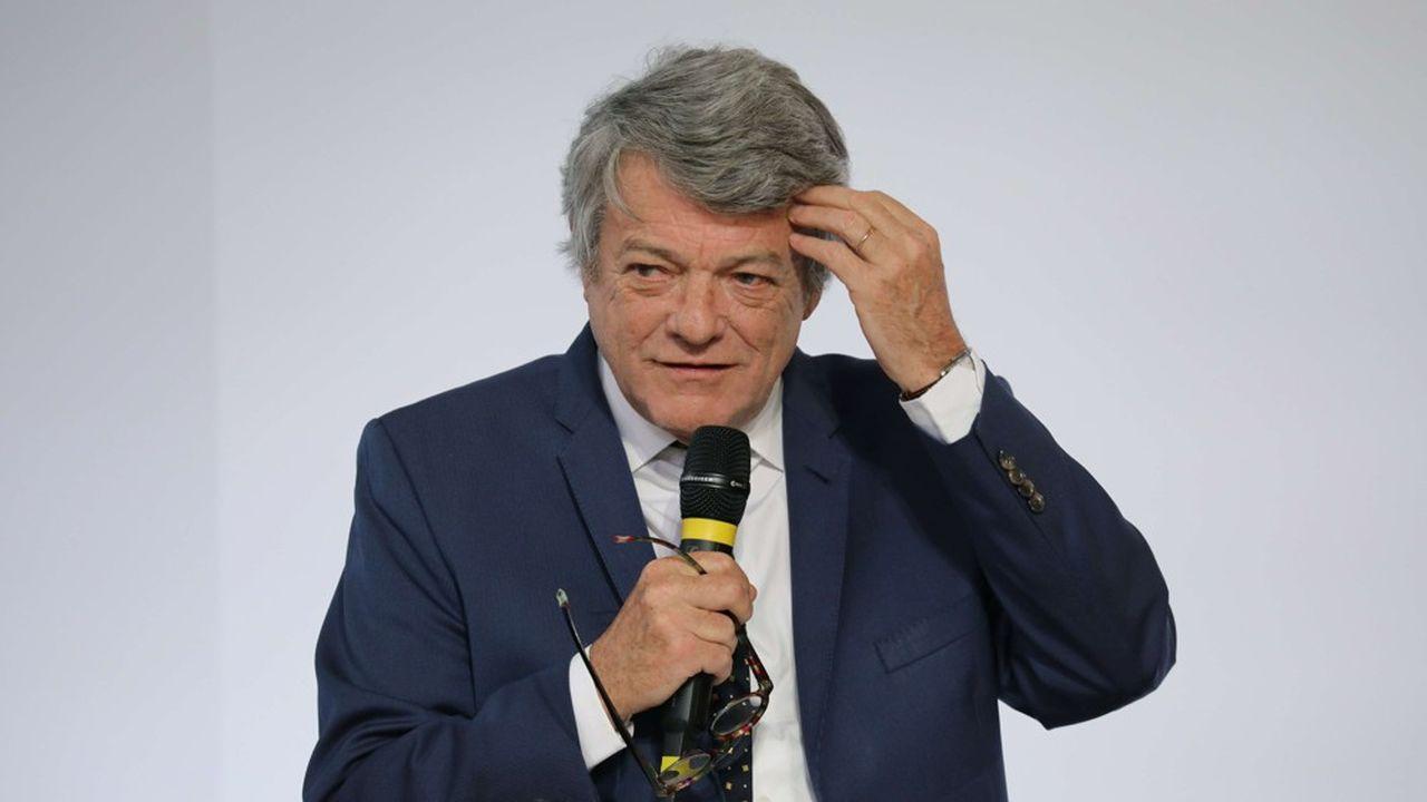 Jean-Louis Borloo avait déjà été administrateur de Huawei pendant deux ans.