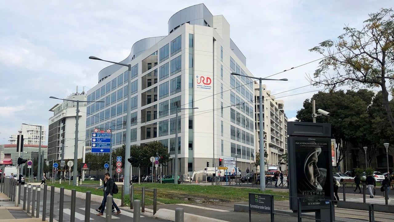 siège de l'Institut de recherche pour le développement (IRD)