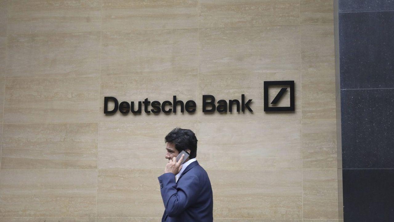 Deutsche Bank se rêvait en «Goldman Sachs européen», mais elle enchaîne les déconvenues depuis plusieurs années