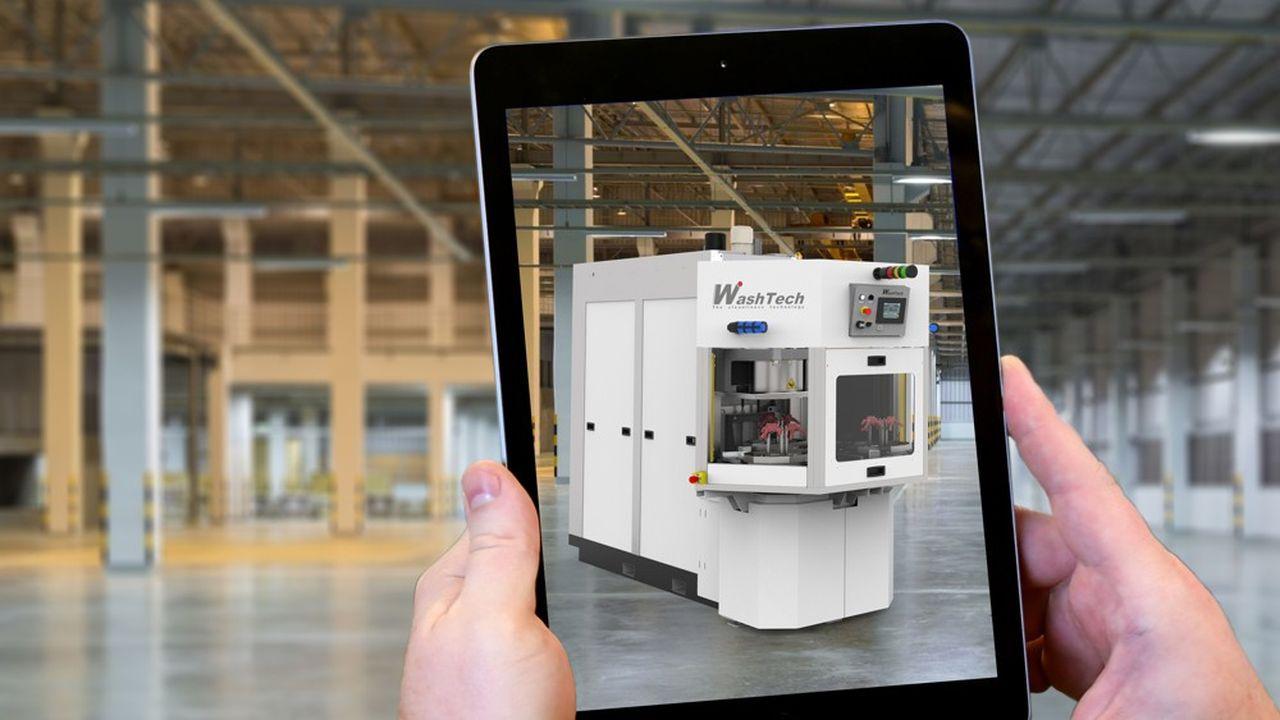 Réalité augmentée : comment Siemens veut faire grimper la productivité dans l'industrie