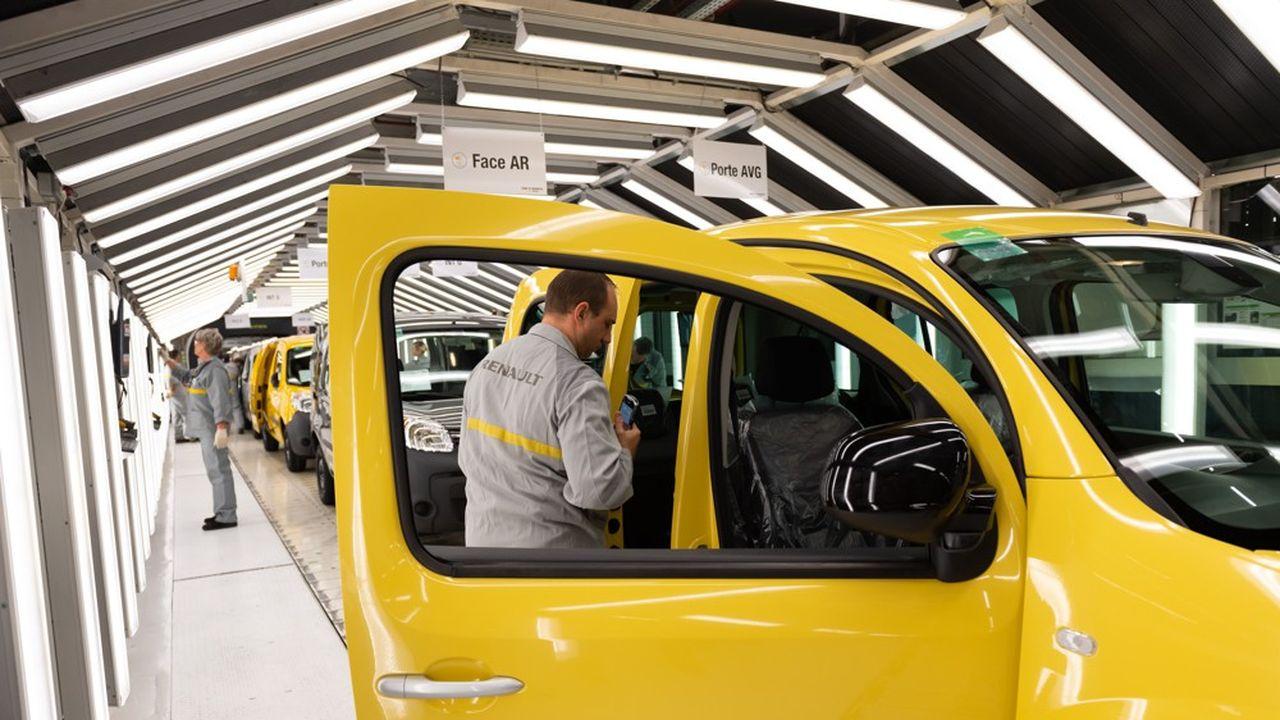 La bonne orientation de la production s'explique principalement par les bons résultats enregistrés par les entreprises du secteur des matériels de transport ainsi que celles de l'énergie