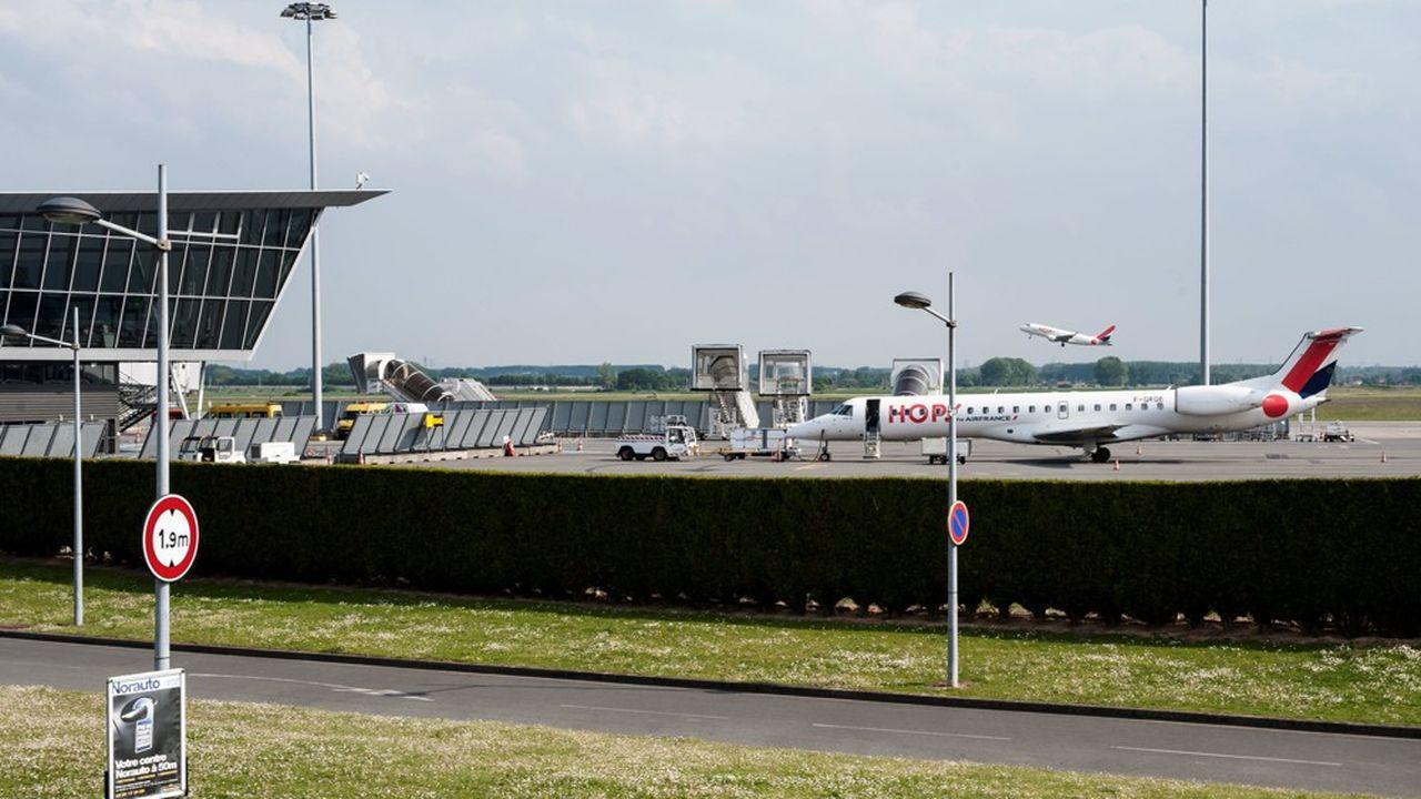 L'aéroport Lille-Lesquin a, pour la première fois en 2018, franchi le cap symbolique des 2millions de passagers. Il accueille 14 compagnies ariennes et dessert 62 destinations.
