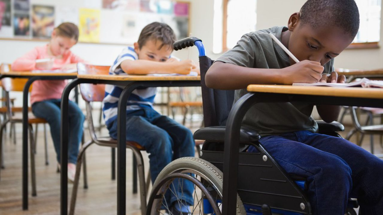 Douze mesures sont prévues pour améliorer la compensation du handicap des enfants.
