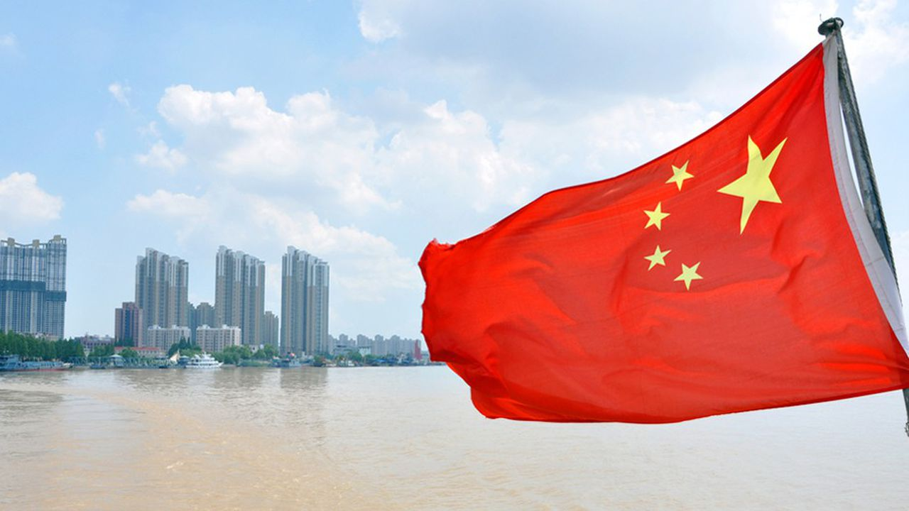 Après avoir baissé de 16% l'an passé et de 17% en 2017, l'excédent commercial de la Chine pourrait fondre de près d'un quart