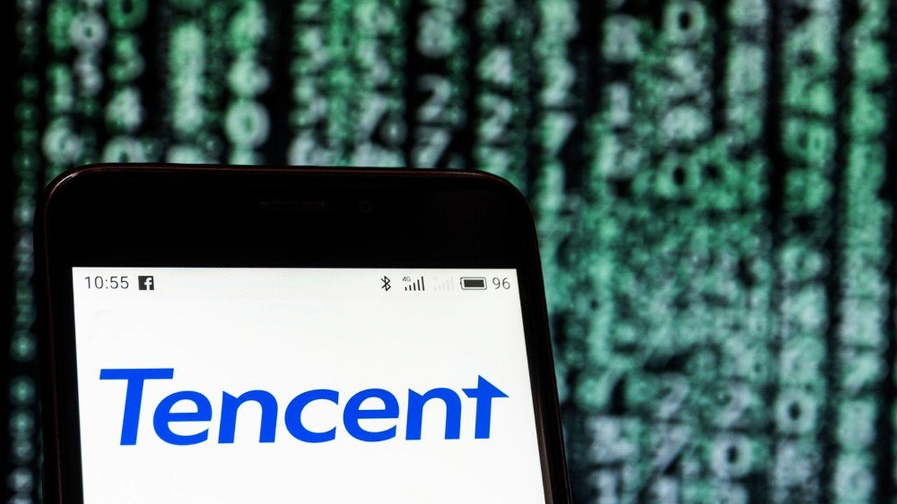 Tencent est la septième capitalisation boursière mondiale, à 434milliards de dollars.