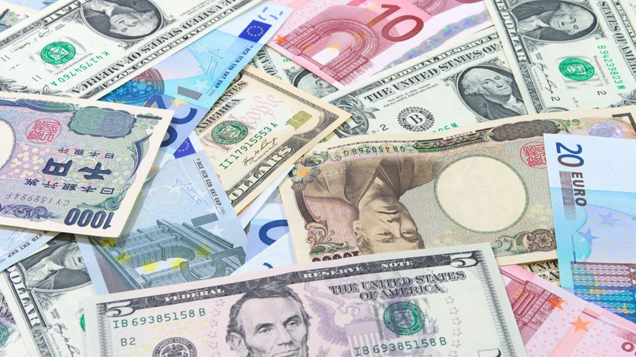 Toutes les devises même les plus liquides et négociées ont connu des chutes brutales et sans raison
