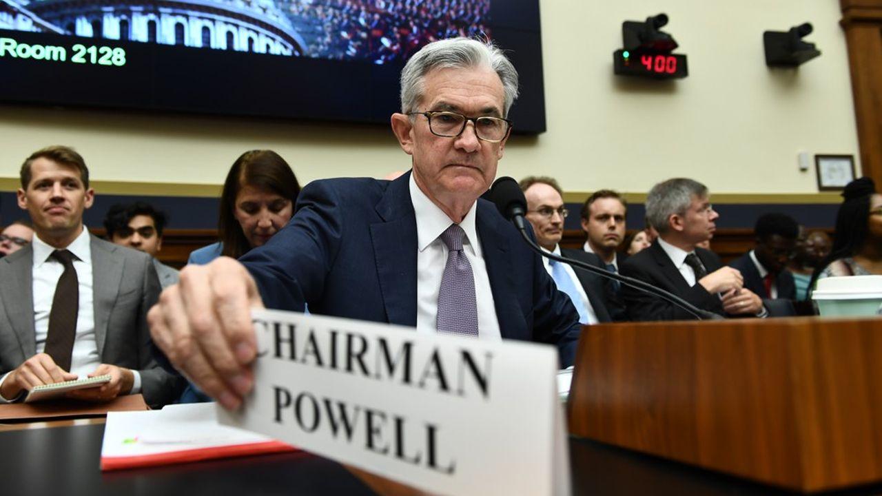Devant le Congrès, Jerome Powell, le président de la Fed, a confirmé l'imminence d'une baisse des taux américains.