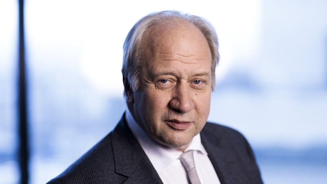 Patrick Puy, le président de Vivarte.