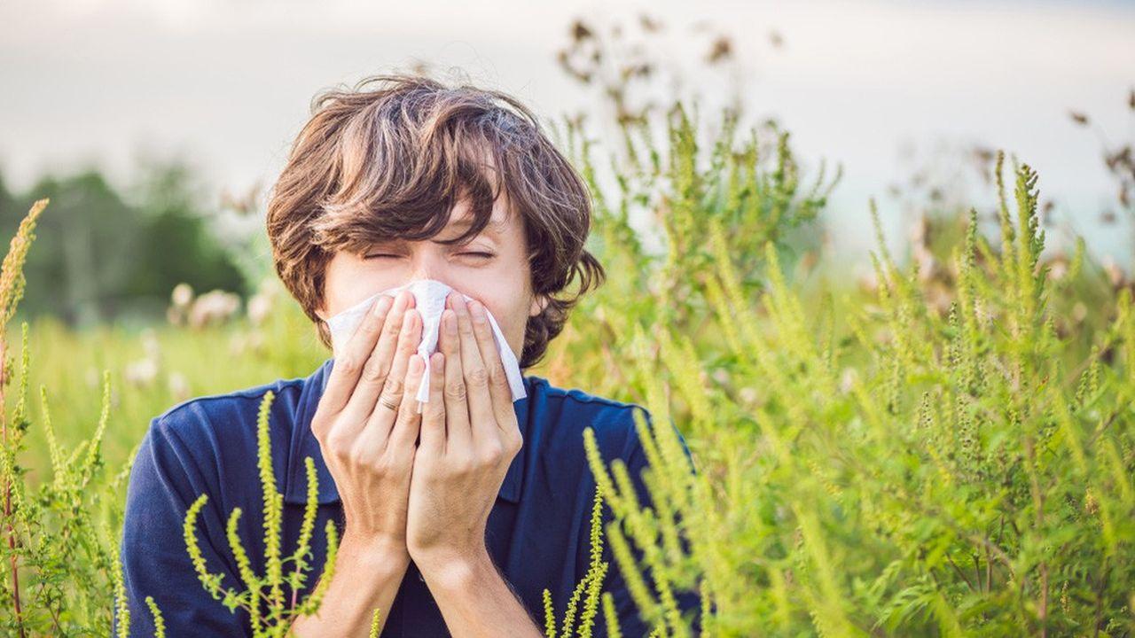 Selon le magazine américain «The Atlantic» les personnes allergiques ont souvent une impression d'être enrhumé et d'étouffer, ce qui peut générer du stress.