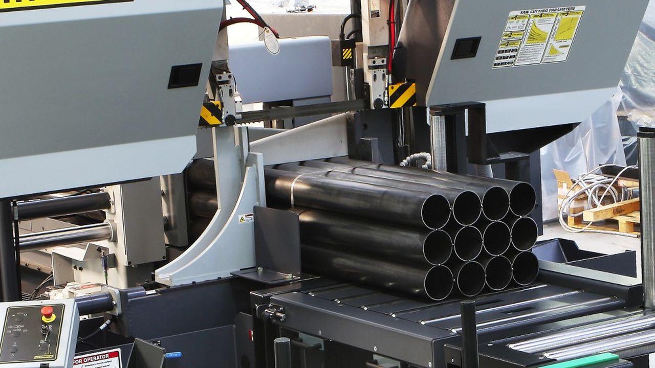 MEP conçoit et fabrique des machines-outils de coupe de précision et de pliage des métaux.