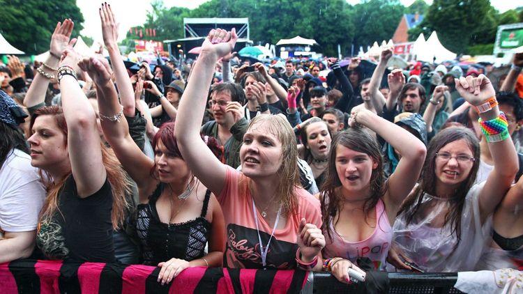 Le Main Square festival a attiré 125.000 personnes à Arras