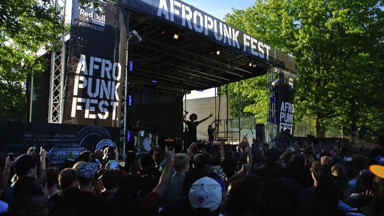 Afropunk Paris se veut bien plus qu'un festival de musique, il est dédié à la culture africaine.