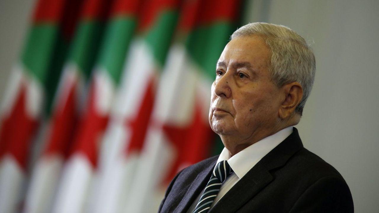 Abdelkader Bensalah poursuivra son intérim à la tête de l'Algérie jusqu'à la tenue d'une élection présidentielle.