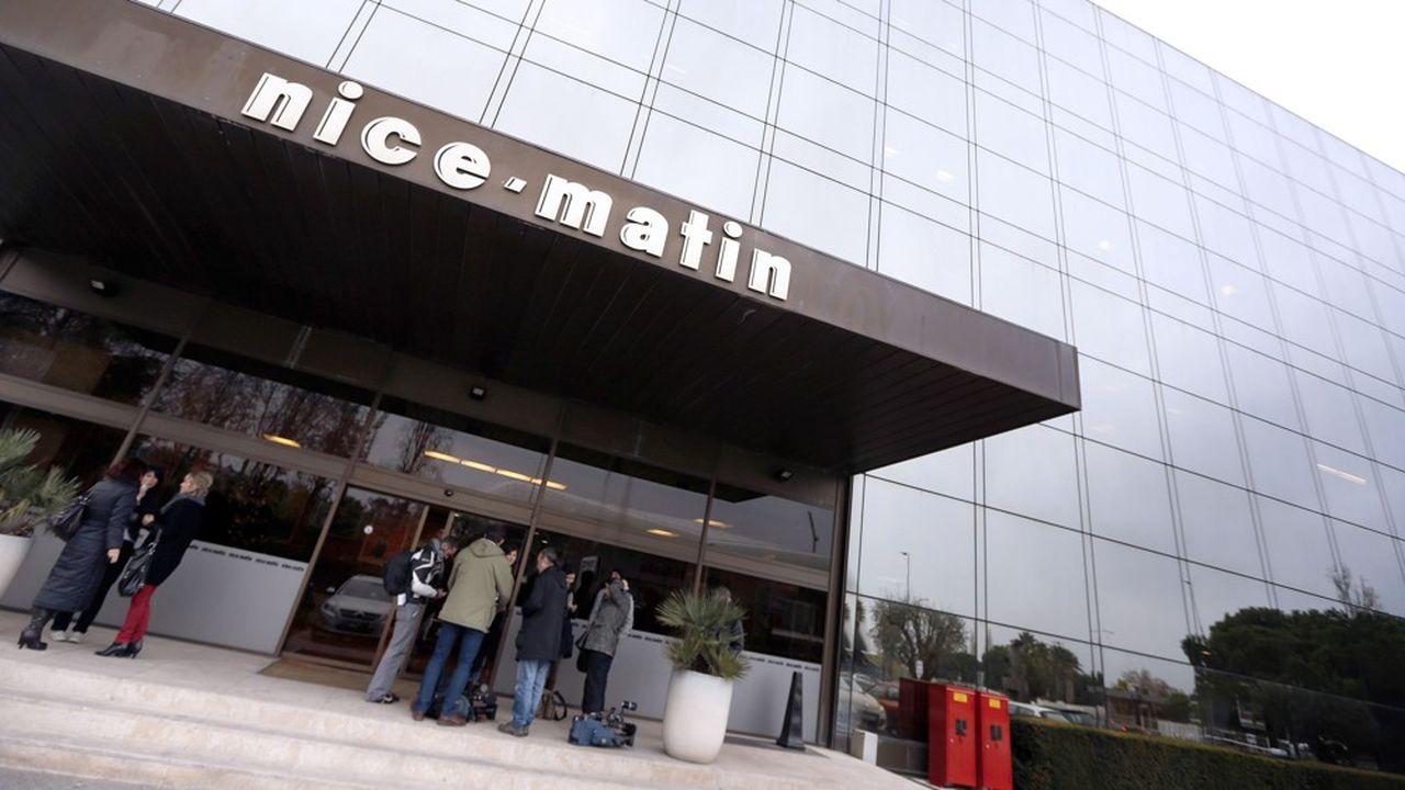 Nice-Matin est détenu à 66% par ses salariés réunis en coopérative.