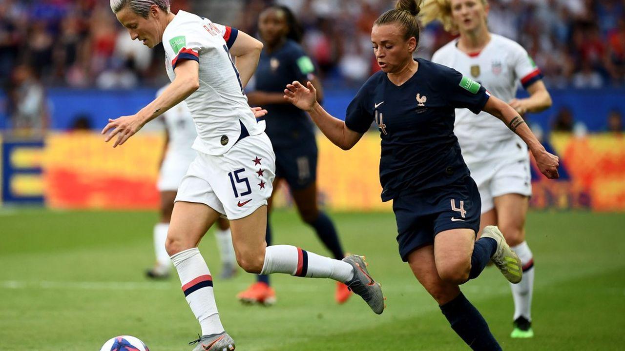 Très attendu, le quart de finale France-Etats-Unis a été la plus grosse affiche en matière de paris sportifs. Eliminées à ce stade de la compétition, les Bleues ont globalement généré 15millions d'euros de mises sur Internet, soit 26% environ du cumul des enjeux.