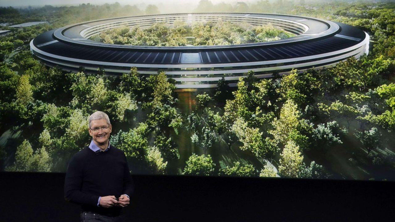 L'Apple Park est bien l'un des bâtiments les plus chers du monde