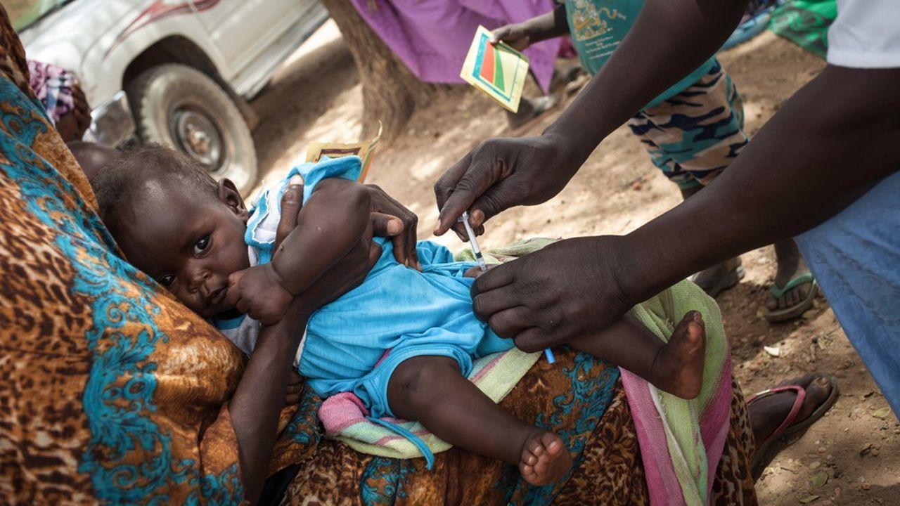 Plus de 10% des enfants ne sont pas vaccinés dans le monde