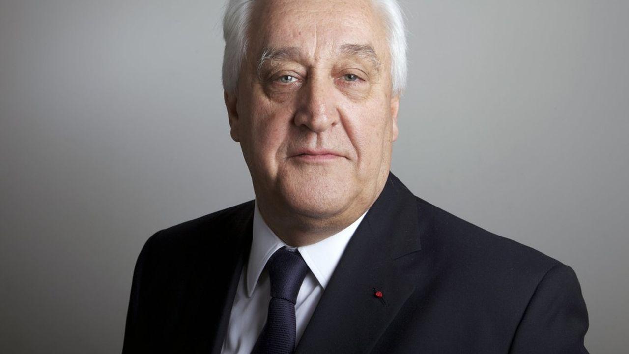 Laurent Burelle, PDG de Plastic Omnium et président de l'Afep.