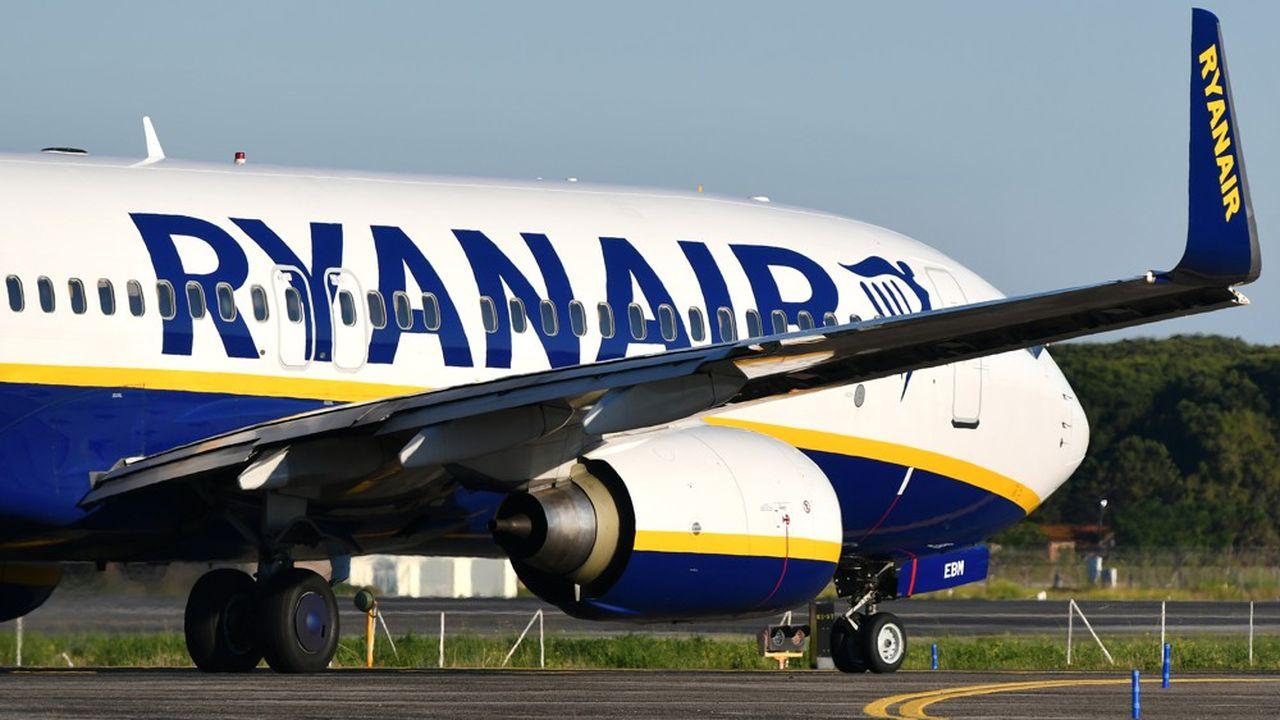 Ryanair rattrapé par la crise des Boeing 737 MAX