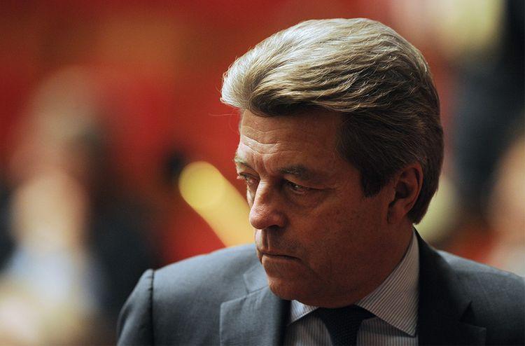 Alain Joyandet en novembre2010.