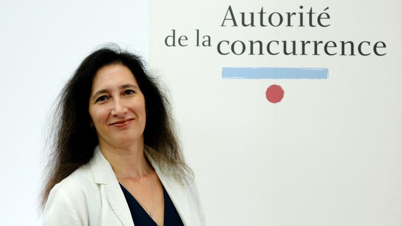 Isabelle de Silva, la présidente de l'Autorité de la concurrence, et ses équipes examinent depuis mi-juin le dossier Salto. Elle espère donner sa décision cet été.
