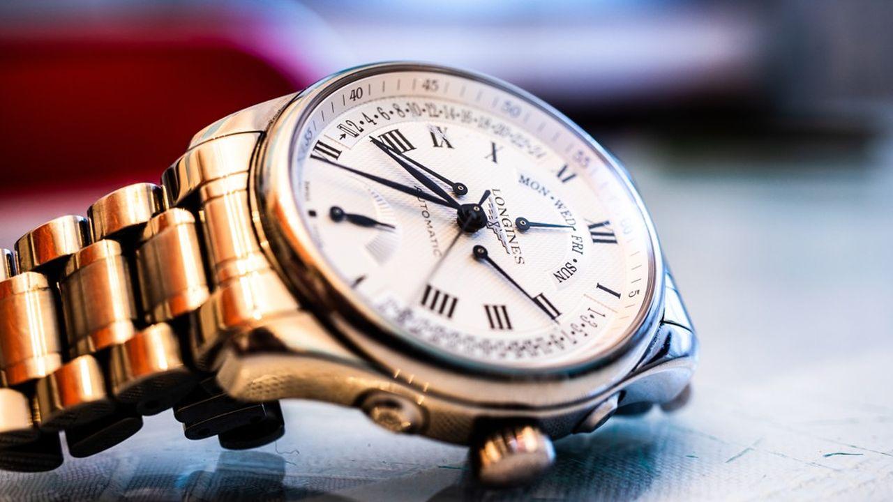 Swatch, propriétaire des marques Breguet, Omega ou encore Longines, a souligné ce mercredi avoir mené une «action sans compromis» contre les opérateurs du marché gris