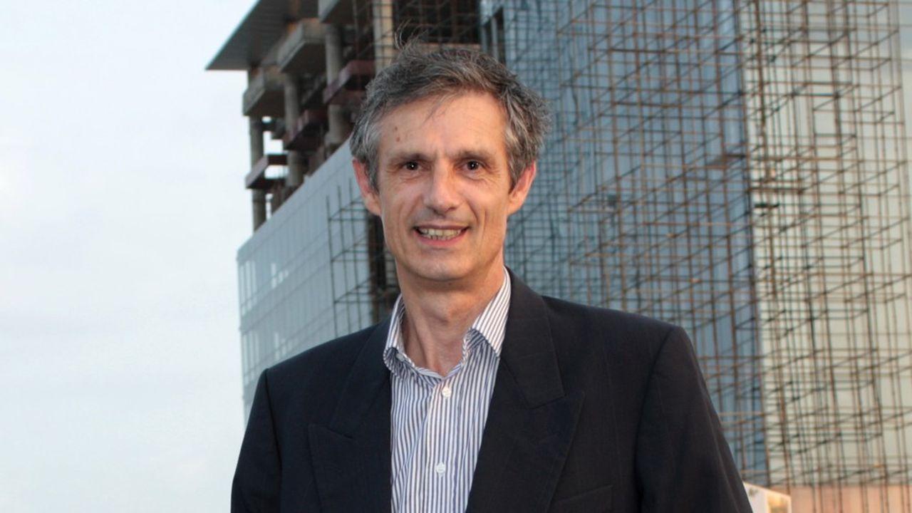 Jean-Joseph Boillot est économiste spécialiste des grands pays émergents, chercheur associé à l'IRIS.
