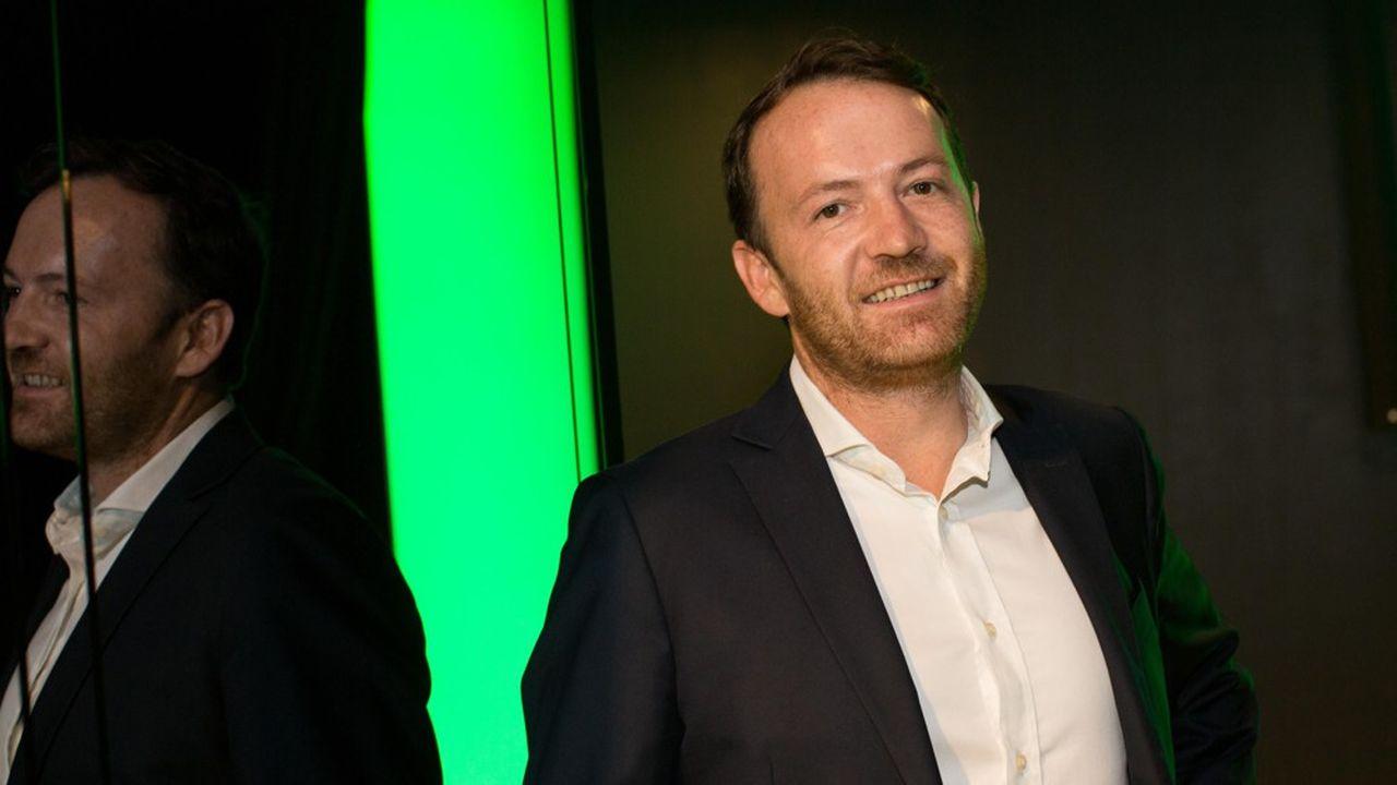 Etienne Hermite est devenu président du directoire à la suite du retrait du cofondateur de Navya, Christophe Sapet.