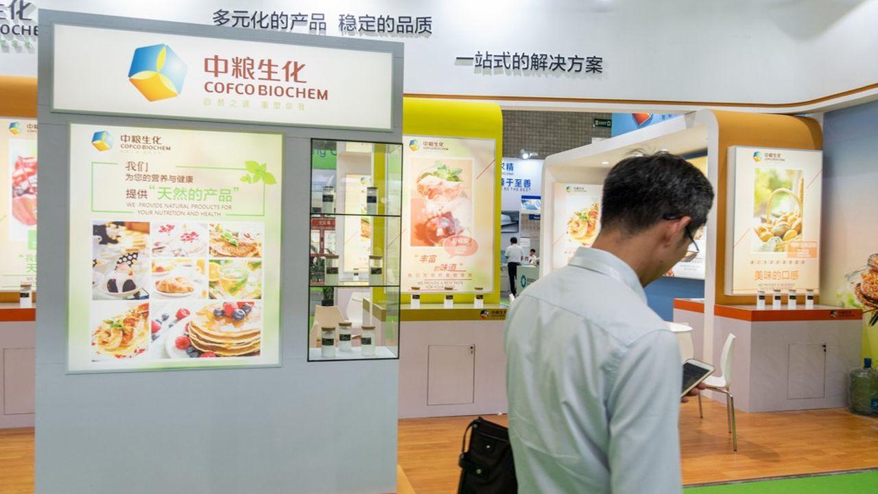 Cofco International, géant chinois de l'agroalimentaire, fait entrer l'Empire du Milieu dans la finance verte