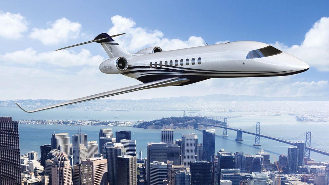 Le projet de jet d'affaires haut de gamme de Textron équipé de moteurs français Silvercrest passe à la trappe.