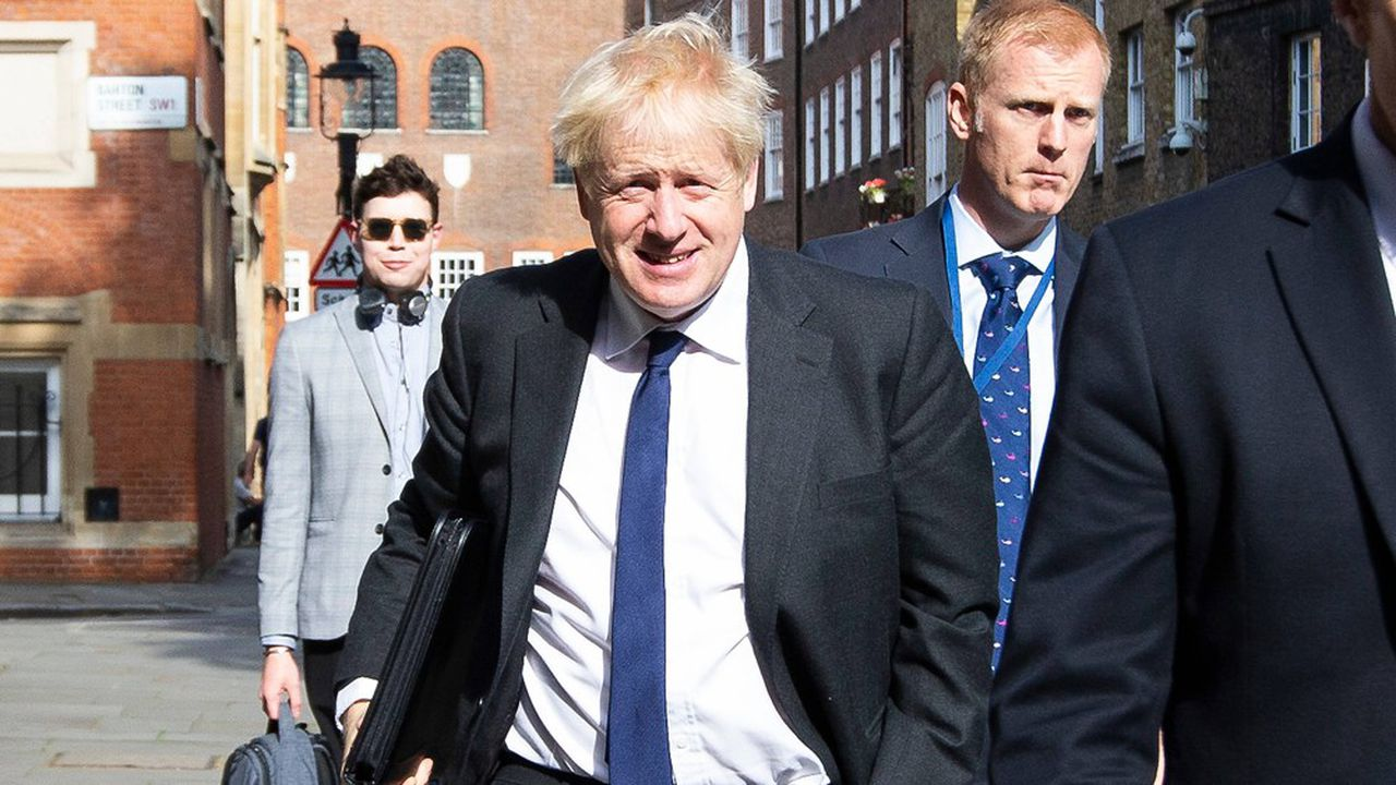 Succession Candidat à, Boris Johnson, perd déjà un Ministre Nouvelles — Theresa May