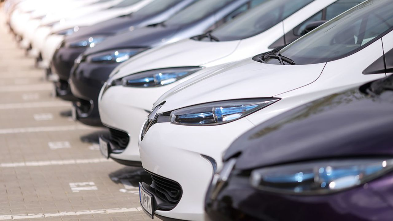 Le dispositif de la prime à la conversion va être recentré sur les véhicules électriques.