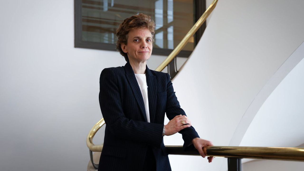 Marie Laure Denis, nouvelle présidente de la CNIL