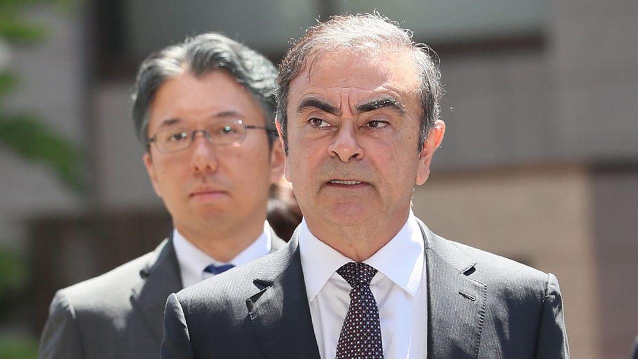 Carlos Ghosn poursuit Nissan et Mitsubishi aux Pays-Bas