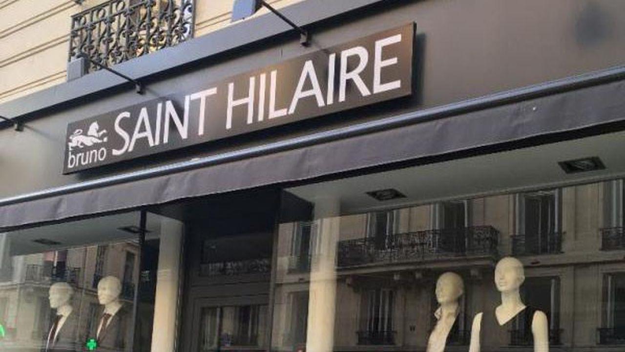 Bruno Saint Hilaire a été la première marque française à intégrer de l'élasthanne dans les pantalons masculins dans les années 1970