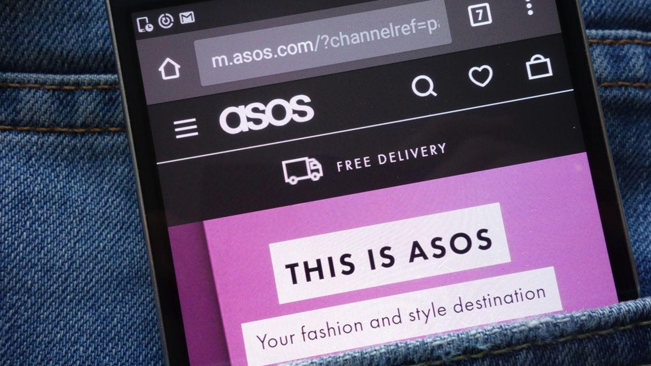 Asos est une des entreprises pionnières dans le e-commerce, avec des marchandises distribuées dans plus de 230 pays auprès de 15millions de clients.