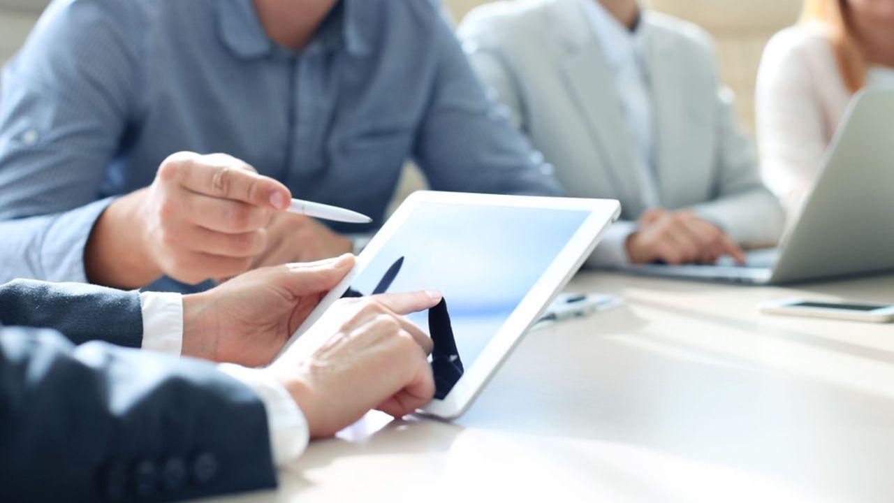 En 2016, l'étude réalisée par Amrop auprès de 110 sociétés cotées révèle également que les profils digitaux-technologiques au sein des «boards» ne dépassent pas les 5%.