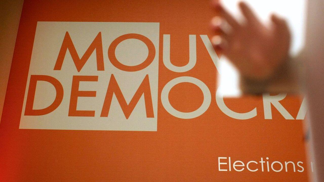 Le Mouvement démocrate a désigné une première liste de 200 «chefs de file» pour préparer les municipales des 15 et 22mars 2020.