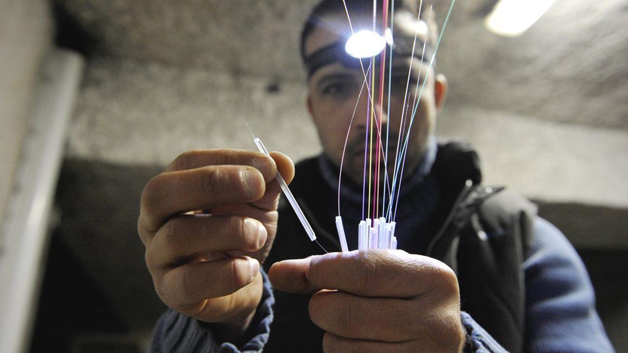 Moins d'un quart (23%) des TPE-PME françaises sont aujourd'hui raccordées à la fibre, selon une récente étude de Covage.