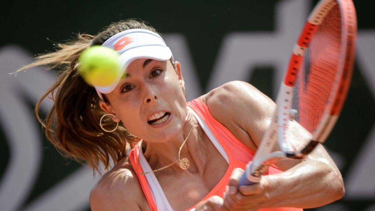 Alizé Cornet rejoint sa compatriote française Fiona Ferro en finale — WTA Lausanne