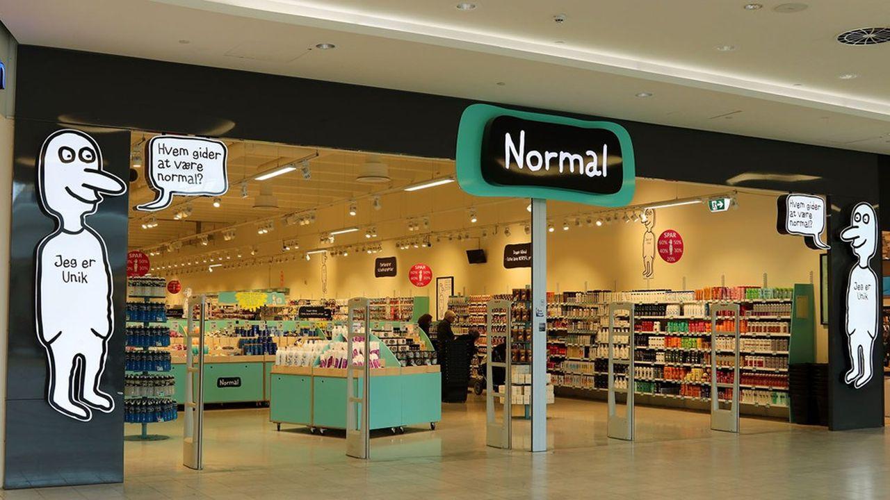 Des produits normaux à des prix «anormalement bas», c'est la promesse de l'enseigne danoise Normal qui ouvrira en août son premier magasin en France, à Paris.