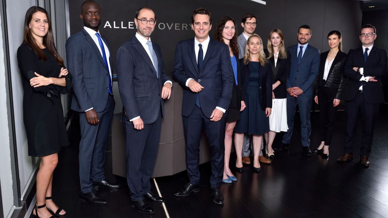 Le département marché de capitaux internationaux d'Allen & Overy s'étoffe avec l'arrivée officielle de l'équipe d'Antoine Sarailler en provenance de Dechert.