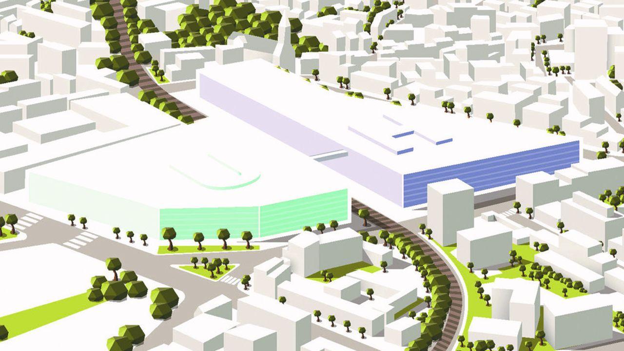 L'hôpital Nord en quête d'un architecte pour son ouverture en 2027